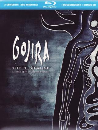 Gojira 233 Dition Collector Limit 233 E Discographie Nouvel Album