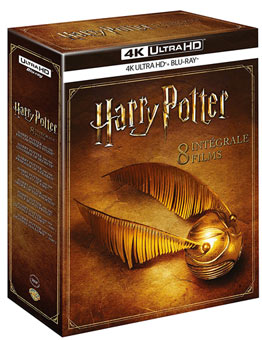Edition limit e dition collector blu ray dvd steelbook jeux video coffret - Idee cadeau harry potter ...