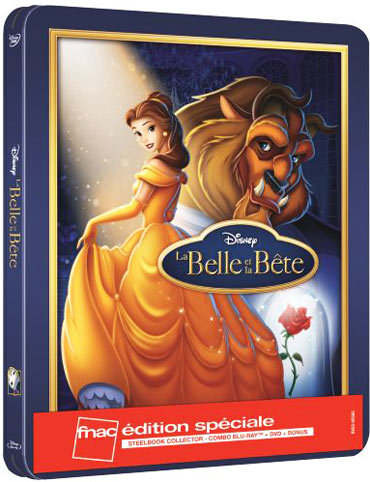 dvd la belle et la bete disney pas cher. Black Bedroom Furniture Sets. Home Design Ideas
