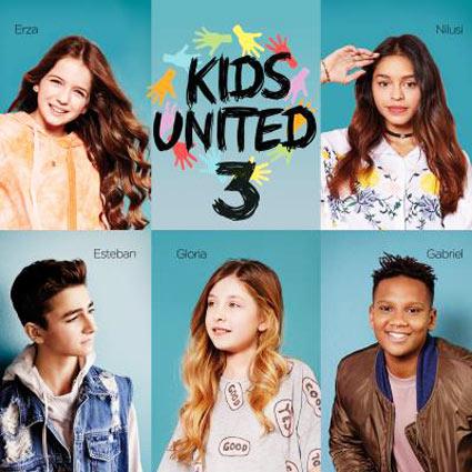 kids united 1 2 et 3 forever united 2017 cd dition collector limit e. Black Bedroom Furniture Sets. Home Design Ideas