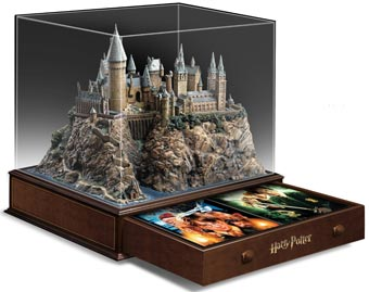 harry potter steelbook int grale films livres coffret collector limit e. Black Bedroom Furniture Sets. Home Design Ideas