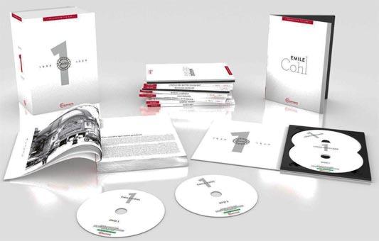 coffret dvd collection 120 ans cin ma gaumont en dition limit e. Black Bedroom Furniture Sets. Home Design Ideas
