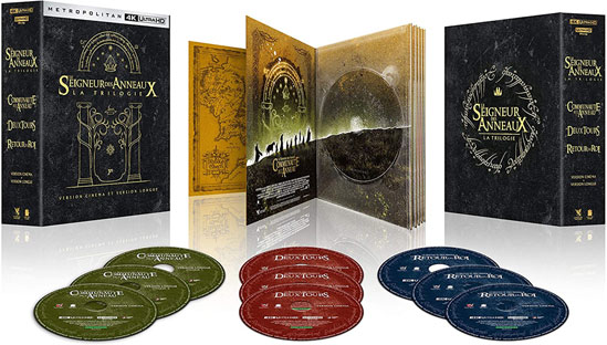 lotr 4k bluray collector