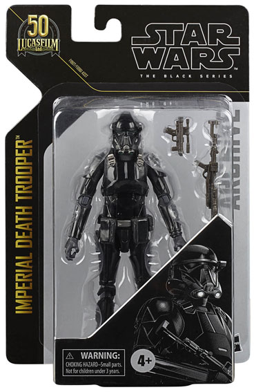 Figurine Death Trooper Hasbro Star Wars Black Series
