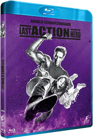 Last action Hero bluray dvd