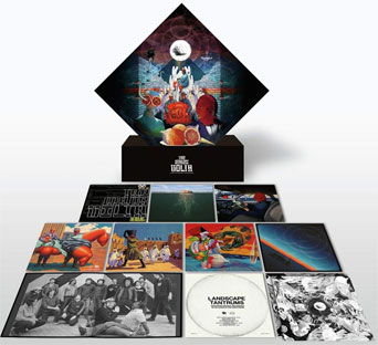 coffret box integrale vinyle collector 2021