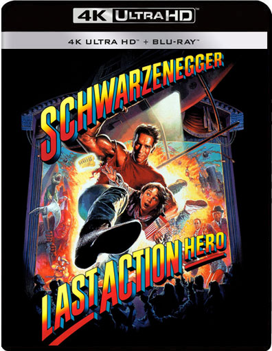last action hero blu ray 4K Ultra HD