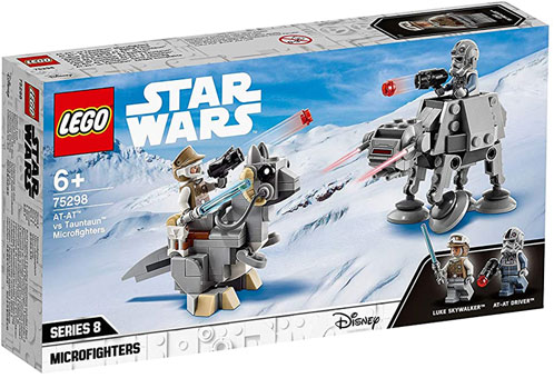 microfighter lego star wars 2021
