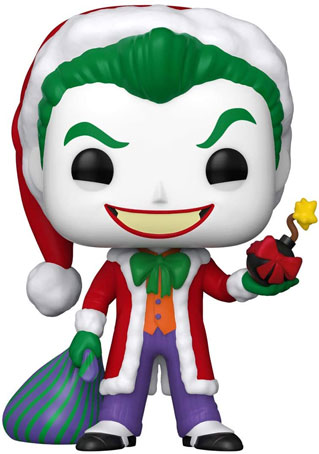 Funko pop holiday joker collection