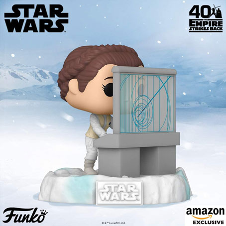 Funko pop edition speciale star wars