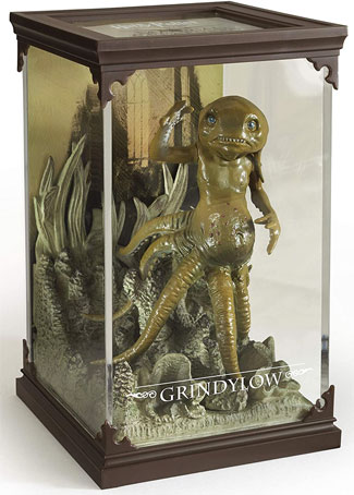 Grinfylow figurine noble collection harry potter