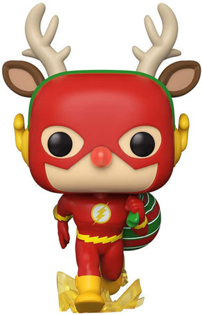 funko dc holiday christmas noel special flash gordon