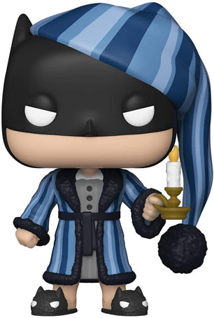 funko pop batman holiday noel christmas