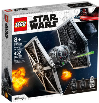 lego star wars 2021 imperial fighter