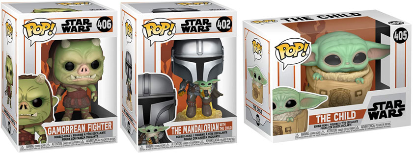 star wars collection funko 2020 nouveaute 2021