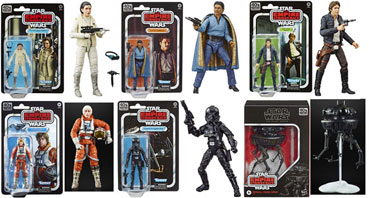 0 star wars 40th figures