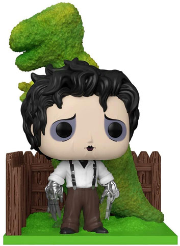 edward scissorhands figurine funko pop