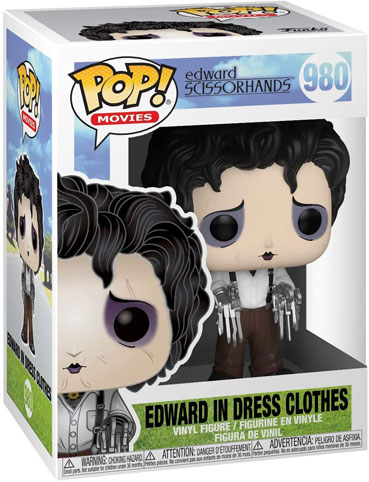 funko edward simple costume