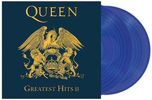 0 double vinyle lp queen
