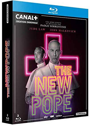 The New pop integrale Blu ray DVD Fr francais
