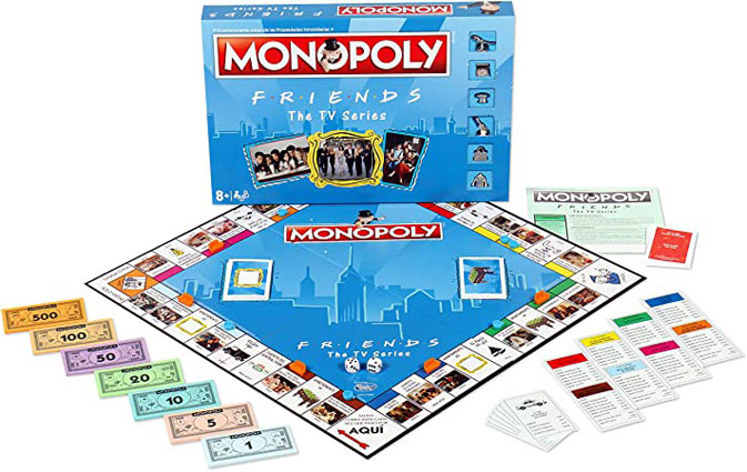 monopoly friends achat