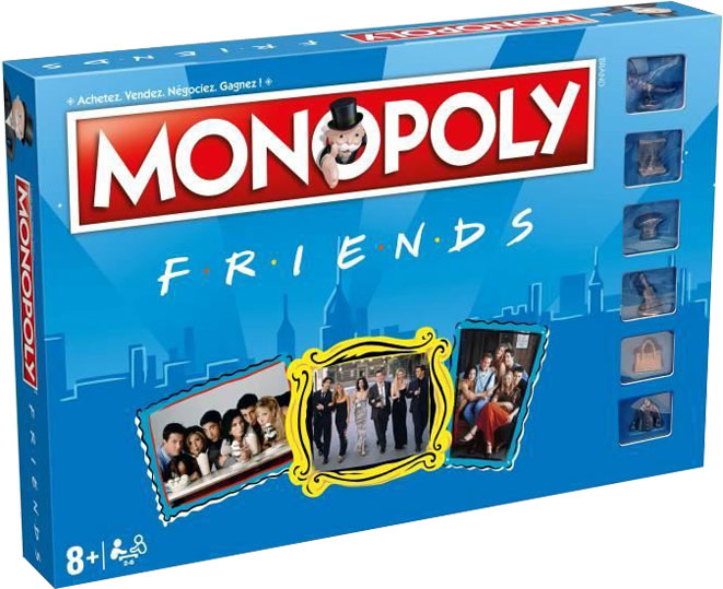 monopoly friends collection 2020 version francaise fr