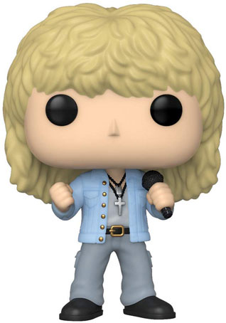 figurine def leppards joe elliott