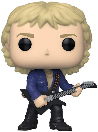 funko pop def lepards guitar phil collen