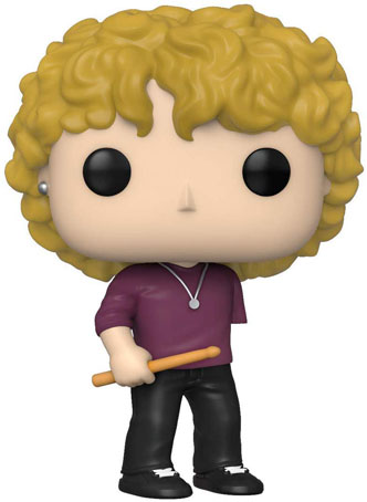 funko pop rocks def leppards rick allen