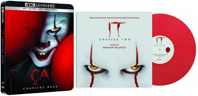 it film clown 2020 bluray dvd 4k vinyl lp