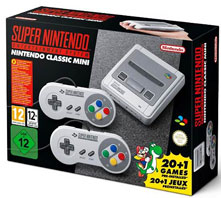 0 snes jeux video