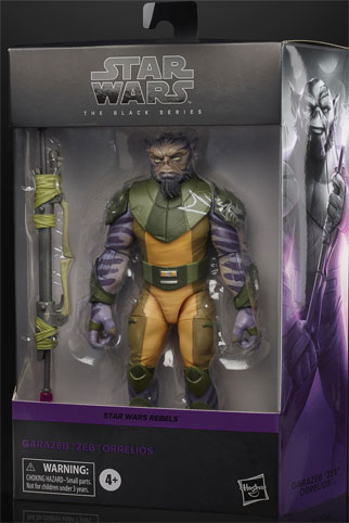 figurine collector exclusive Black Series edition limitee rare