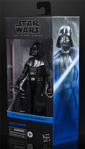 star wars darth vader dark vador black series figurines