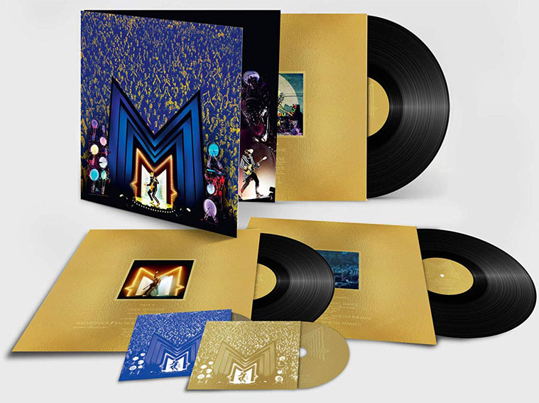 M grand petit concert coffret vinyle lp cd 2019