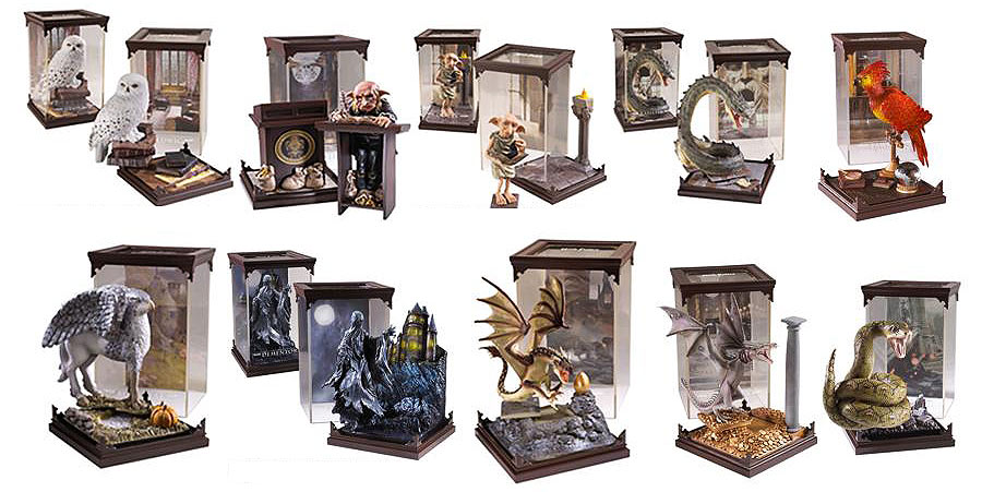 Figurine-Harry-Potter-Creature-magique-noble-collection