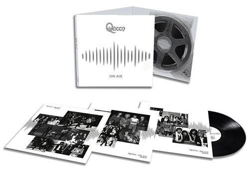 Queen-on-air-BBC-radio-live-session-edition-limitee-deluxe