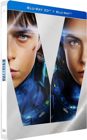 Valerian-steelbook-Blu-ray-3D-2D-edition-collector-boitier-metal-Besson