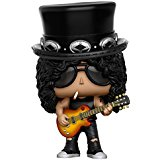Funko Pop Guns N Roses Slash Rock musique star