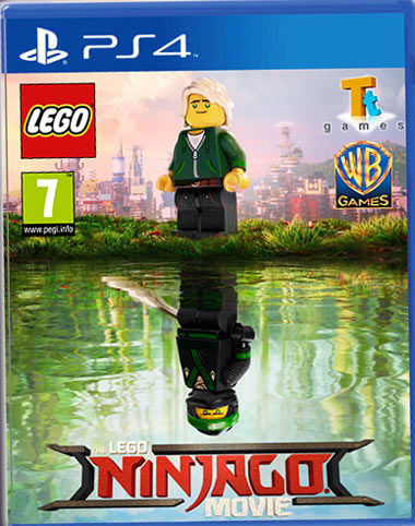 Lego ninjago le film movie nintendo switch ps4 xbox - Jeux de ninjago vert ...