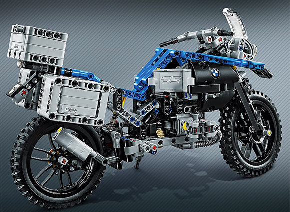 moto bmw r 1200 gs lego technic achat d tails. Black Bedroom Furniture Sets. Home Design Ideas
