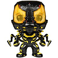 Ant-man Yellow jaket figurine collection marvel