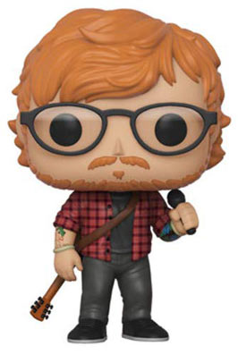 Funko pop ed sheeran music