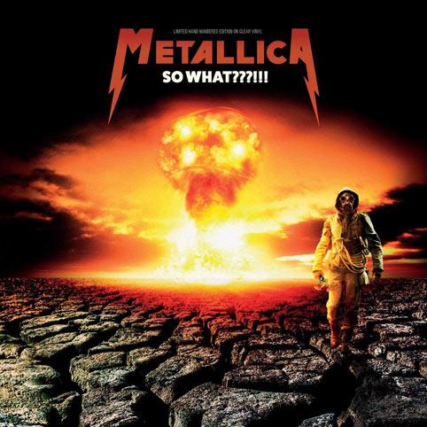 Metallica Live Woodstock 1994 Vinyle Lp Limited Edition 94