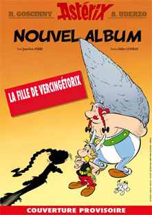 asterix nouvel album 2019