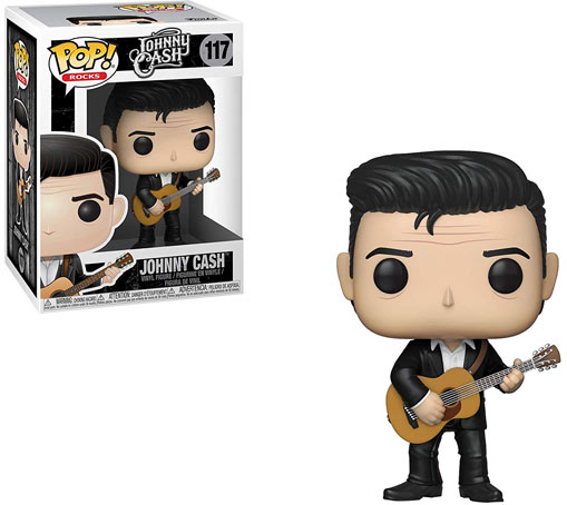 Funko pop figurine Johnny Cash
