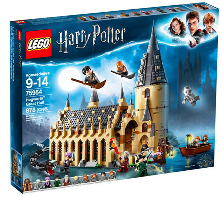 liste des lego harry potter collection nouveaute