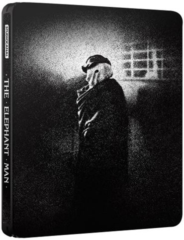 elephant man blu ray 4k steelbook collector