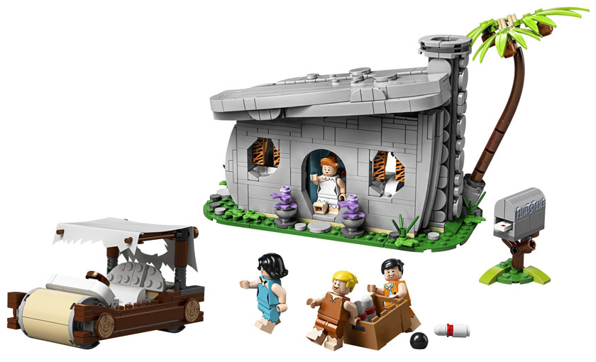 LEGO 21316 pierrafeu Flintstones collection ideas 2019