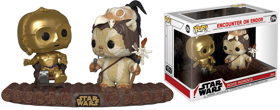funko collector star wars encounter