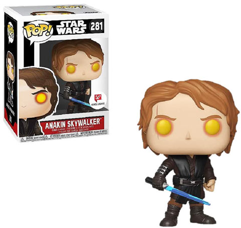 Figurine exclusive funko edition limitee anakin star wars